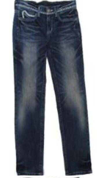 【送料無料】RED PEPPERレッドペッパーセミストレートジーンズ/正規品/メンズ大きいサイズ/韓国デニム/ジーパン/パンツ/レディース/お買い得/バーゲン/セール/激安/特価