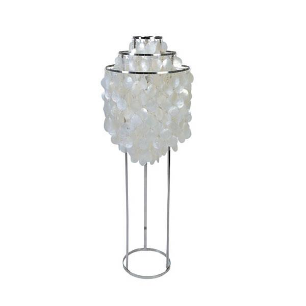 ヴァーナー パントンデザイン FUN SHELL LAMP(スタンドランプ)