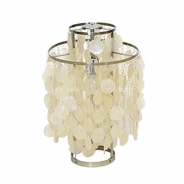 ヴァーナー パントンデザイン FUN SHELL LAMP