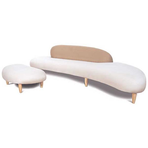 Isamu Noguchi Free Form Sofa