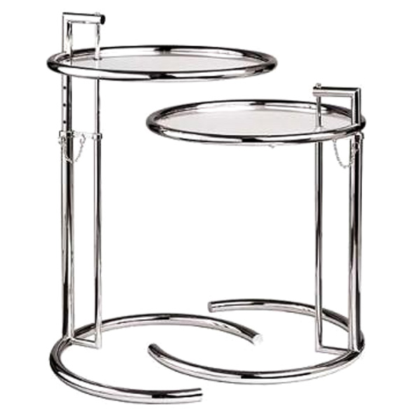 Eileen Gray Design Adjuster Bulldog Table