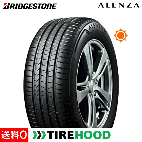 ブリヂストン アレンザ ALENZA001 255/55R19 111W サマータイヤ単品4本セット   タイヤ サマータイヤ サマータイヤ4本 夏タイヤ 夏用タイヤ タイヤ4本