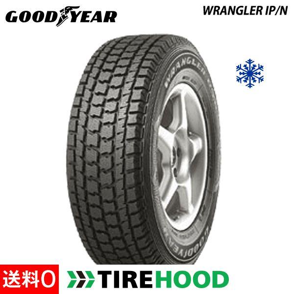 グッドイヤー ラングラー WRANGLER IP/N 275/60R18 112Q タイヤ単品1本 スタッドレスタイヤ