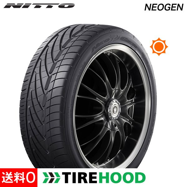 ニットー ネオジェン 215/40R18 タイヤ単品1本 サマータイヤ