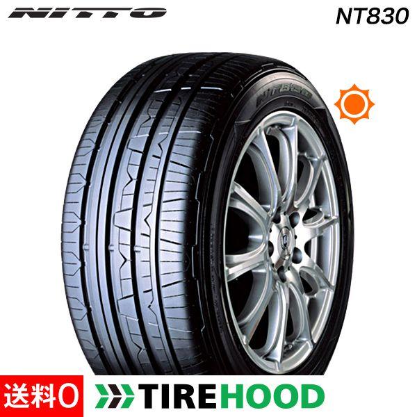 ニットー エヌティーハチサンマル 225/45R18 タイヤ単品1本 サマータイヤ
