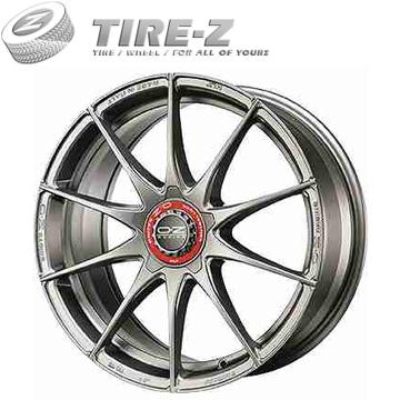 【取付対象】235/40R18 18インチ OZ フォーミュラHLT 8.00-18 ヨコハマ ブルーアース GT AE51 サマータイヤホイール4本セット