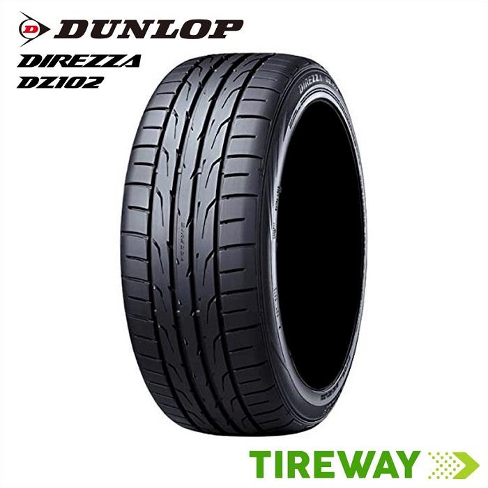 送料無料 日本未発売 新品4本 新品タイヤがいつでも安い タイヤウェイ 取付対象 4本 サマータイヤ DIREZZA 87W 45R16 XL ディレッツァ ダンロップ 爆買いセール DZ102 205