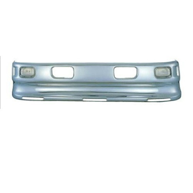 BW NEWファーストエアロバンパー 2t 標準車用H320 [クリアフォグ仕様] ※取付ステー別売 [3010921]