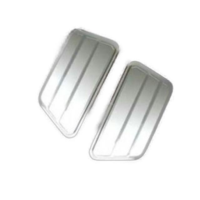 BW ベッド窓ガーニッシュ L/R ふそう大型 17/NEWスーパーグレート(H19.4~ ) 樹脂メッキ かぶせ式 [3128060]