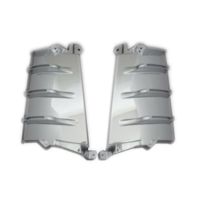 BW プレートセット L/R いすゞ大型 新型ギガ(H22.5~H27.10) ※樹脂メッキ 交換式 [3129500]