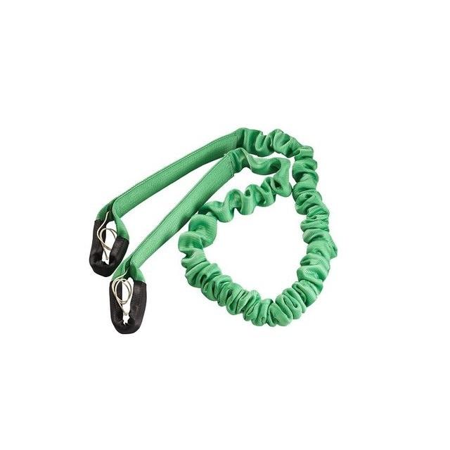 エストック トラック用伸縮ソフトロープ(けん引ロープ) 10トン用 1個 [PR-134]