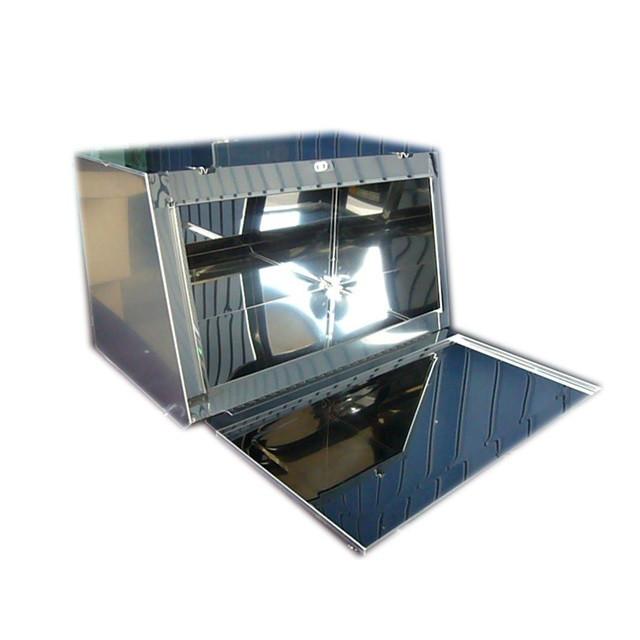 日野純正タイプ 国産ステンレス工具箱(S900) ※取り付けステー別売
