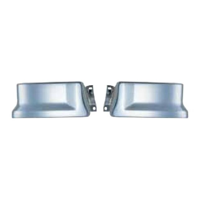 JET(大型) NEWプロフィアタイプバンパー用 バンパーエクステンション L/R [510441] ※純正バンパーにも利用可能