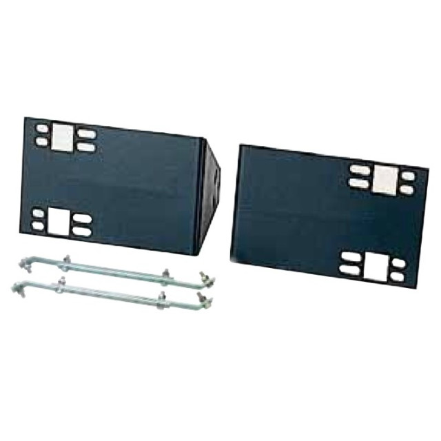 JET 車種専用バンパーステー ふそう4t フルコン/NEWファイター(H4.8~H17.10) ワイド車用 L/R [510812] (バンパー取付ステー)