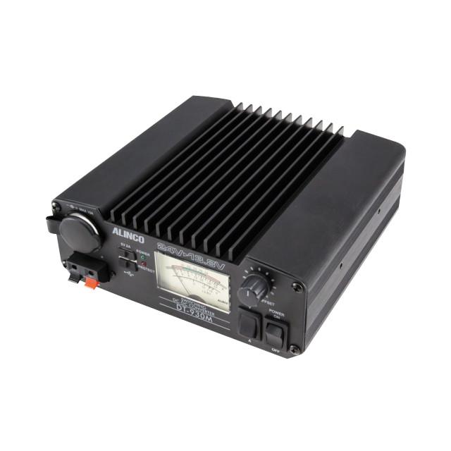 アルインコ DC/DCコンバーター DT-930M 30Aタイプ 24V専用 [502188] (デコデコ、DCDC)