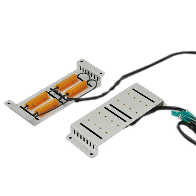 花魁 LEDテールランプ用 球切れ警告キャンセラー4連抵抗器 L/R [OER0-04] ■球切れ警告灯の点灯をキャンセルします