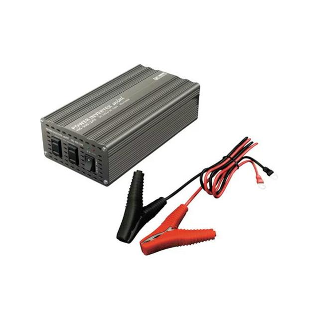 セルスター DC/ACインバーター 24V専用 HG-500/24V [HG-50024] (CELLSTAR)