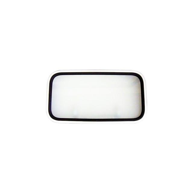 JB アルミ看板灯 特小 電球付 前面ガラス 380×200×奥70mm [2580003] (アルナアンドン、行灯)