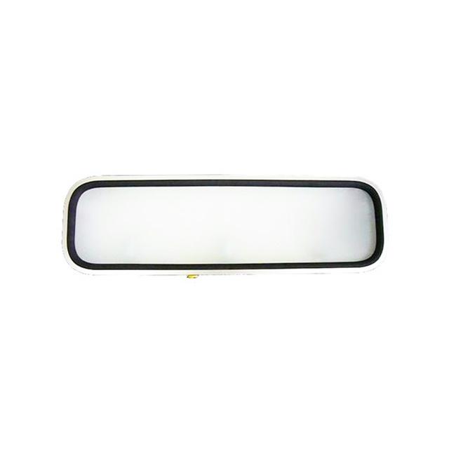JB アルミ看板灯 #500 電球付 前面ガラス 500×150×奥70mm [2580004] (アルナアンドン、行灯)