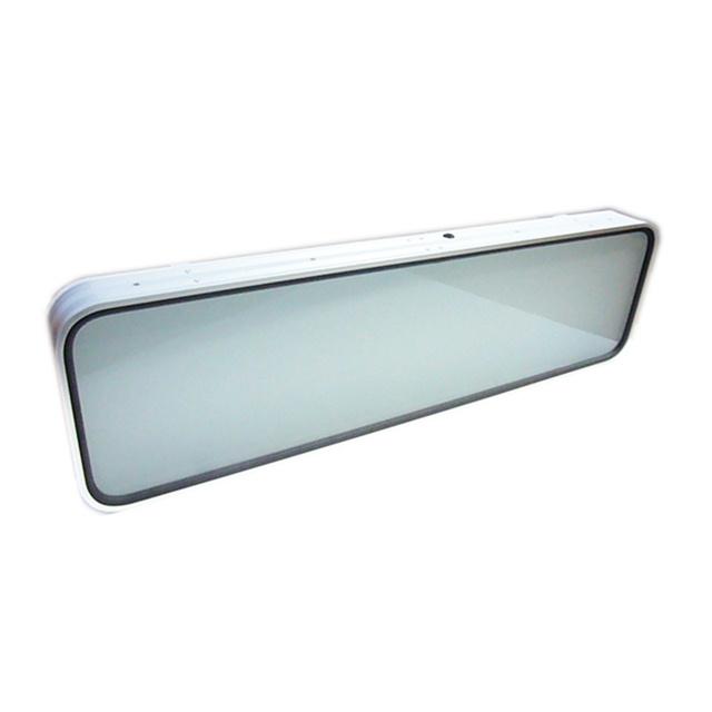 JB アルミ看板灯 大 N型(ユニット無) 250×900×奥70mm ※灯具なし [2581201] (アルナ大)
