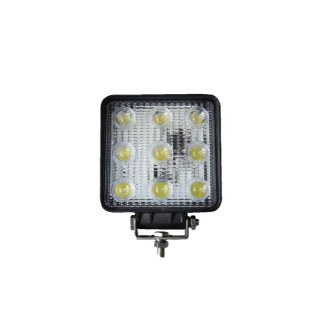 JB LED作業灯 (角) 黄 12/24V共用 27W [LSL-1007YE] [9893339]