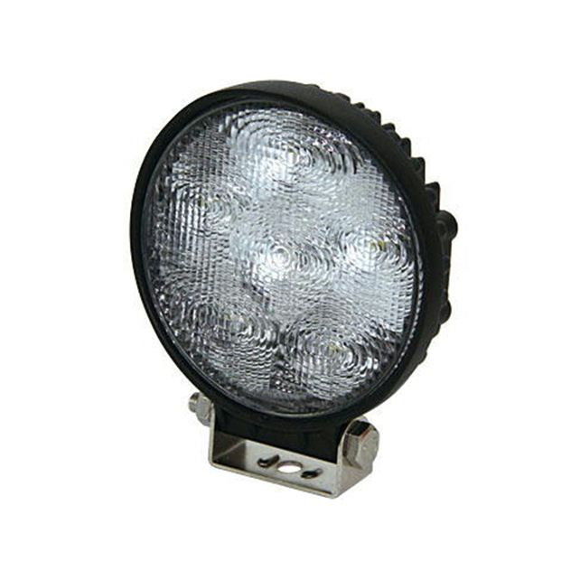 JET LEDワークランプ 丸型 18W 12/24V共用 [WL-02] [526812]