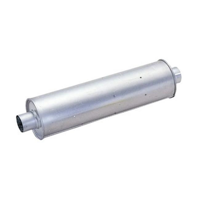 JET TDマフラー 国産品 芯有 800mm 大注目 ×190mmφ タイコ長:700mm スチール 540011