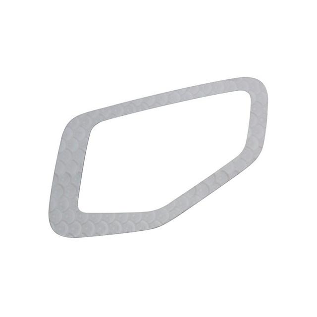 JET 安全窓ガーニッシュ ステンレス ウロコ ファイブスターギガ/07フォワード用 [572472] (ナビウインドーガーニッシュ)