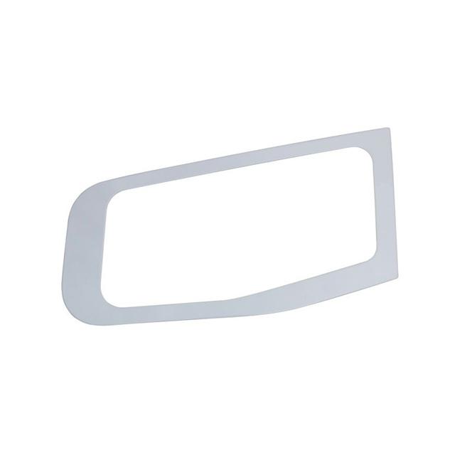 JET 安全窓ガーニッシュ ステンレス 鏡面 17/NEW/スーパーグレート(H8.6~ )用 [572475] (ナビウインドーガーニッシュ)
