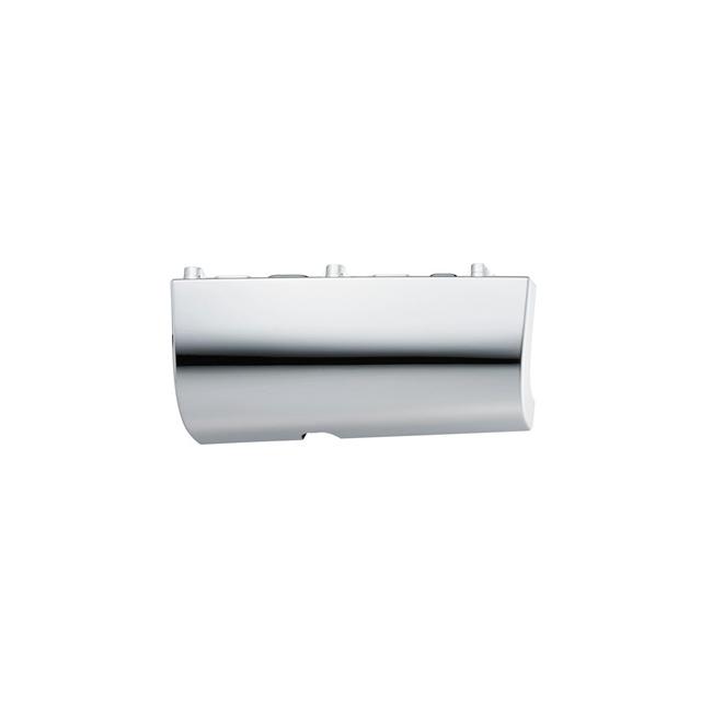 JET ステップスカート L/R いすゞ大型 NEWギガ/ギガ(H17.1~H27.10)用 樹脂メッキ 交換式 [572297]