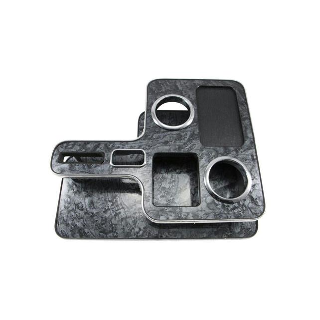 JET センターテーブル いすゞ2t 07/PM/NEWエルフ(H5.7~ ) 標準/ワイド共用 [595584-586] (ピアノブラック、黒木目調、木目調)