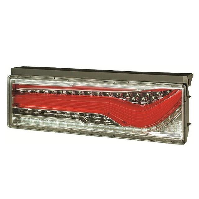 小糸製作所 KOITO 歌舞伎 LEDテールランプ 3連 完全送料無料 商品追加値下げ在庫復活 レッドVer:リレー付 LEDRCL-24LSK_24RSK L R