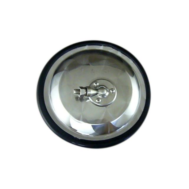 マルイ商会 カスタムミラーステー用ウロコアンダーミラー 180mmφ