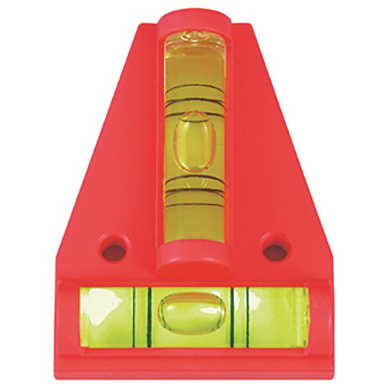 機器の設置やキャンピングトレーラーの設置にも Johnson Level 水平垂直水平器 激安 激安特価 送料無料 クロスチェックレベル ジョンソンレベル 卓出