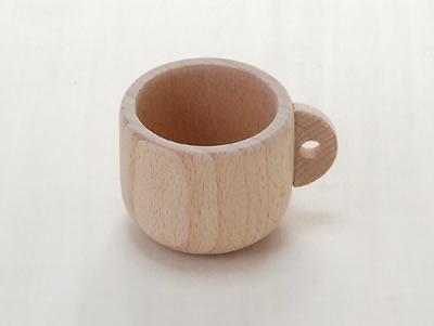 セール品 ままごと キッチン アウトレット 出産祝い 木のおもちゃ アウトレット品をお値打ち価格でご提供 OUTLETコーヒーカップ 名入れOK 国内即発送 A