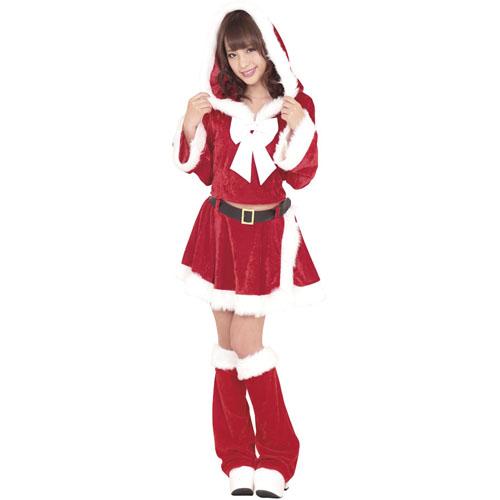 初雪サンタのプレゼント KA0201RE [メーカー取り寄せ商品 取寄管理番号SF1] │サンタクロース クリスマス コスチューム コスプレ衣装 ハロウィン 仮装パーティー 5000円以上送料無料