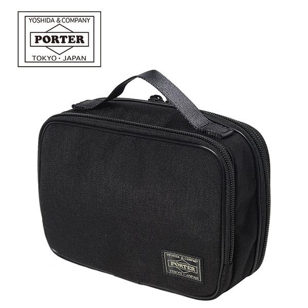 【各種利用でポイント最大25倍!】 吉田カバン PORTER HYBRID MULTI CASE (737-17821) ポーター ハイブリッド マルチケース 日本製