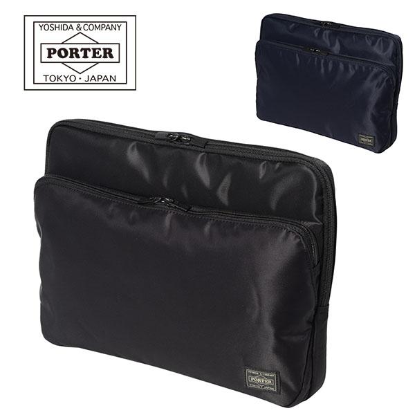 【25日23:59まで!2エントリー・カードでポイント20倍】 吉田カバン PORTER TIME DOCUMENT CASE (655-17876) ポーター タイム ドキュメントケース 日本製