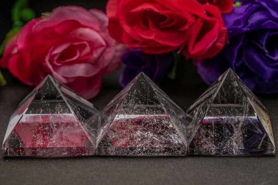水晶 ピラミッド 超激安 クリスタル クォーツ 原石 10%OFF パワーストーン 天然石
