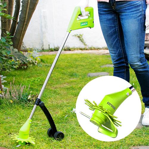 夏の雑草対策!らくらく使える、おすすめ草刈り機はどれ?