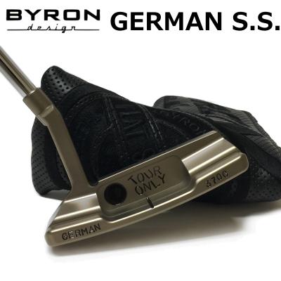 【営業日16時迄なら当日発送】【送料無料】バイロンデザイン GSS ツアーオンリー 370G シャンペーンゴールド仕上げ