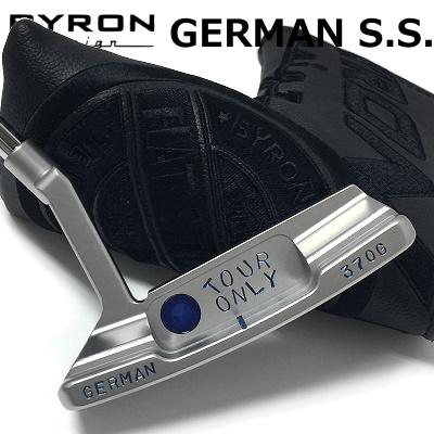NEW! 【送料無料】 バイロンデザイン GSS ツアーオンリー 370G マリンブルー
