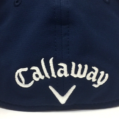 f3f08fb8362 Phil Mickelson Callaway KPMG authentic tours-Hutt (blue Cap charity)  Mickelson Authentic Tour Hat