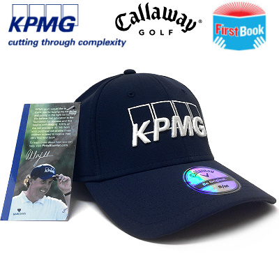 txgolf  Phil Mickelson Callaway KPMG authentic tours-Hutt (blue Cap  charity) Mickelson Authentic Tour Hat d02a190165b