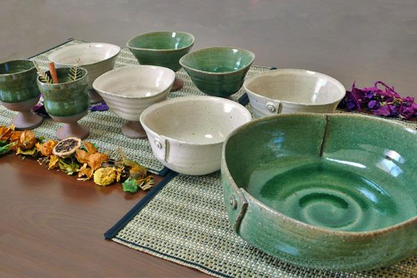伊賀焼 鉢碗5種セット