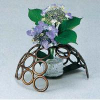 61-01 花の器 輪(山吹)