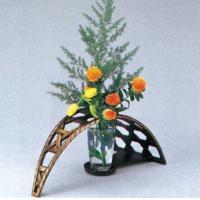 61-02 花の器 平成(山吹)