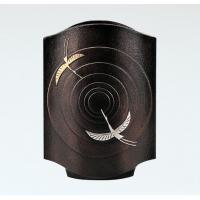 竹中銅器 83-03 銅製花瓶 変形 宴