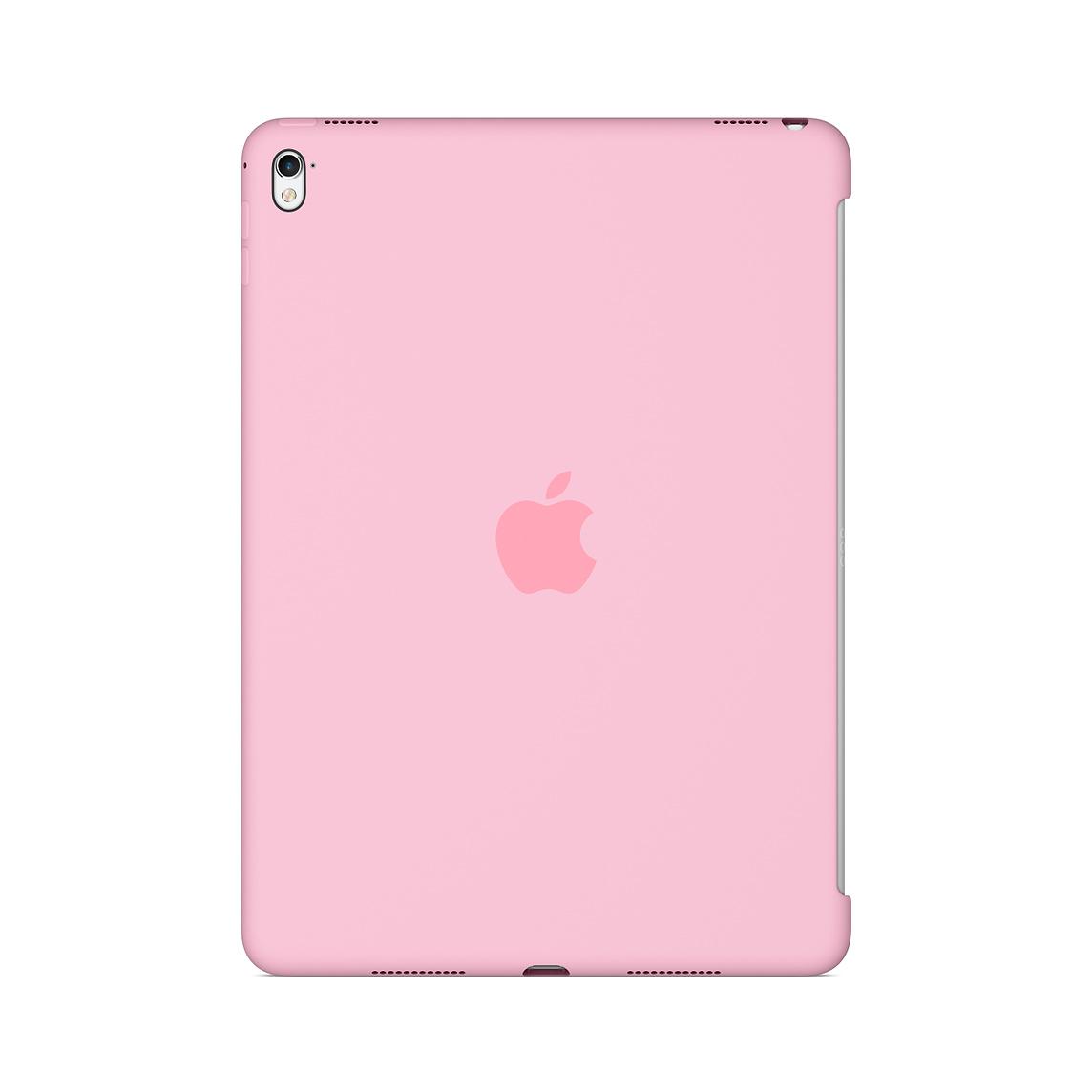 【全品エントリーでP10倍】Apple(アップル)純正 iPad Pro 9.7インチ シリコーンケース ライトピンク MM242FE/A MM242FEA