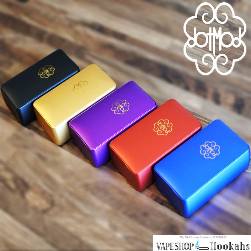 電子タバコ用本体 dotmod vape dotmod dotSquonk BODY 18650/20700対応 5カラー VAPE e-cigs MOD メカスコ 送料無料 vape mod